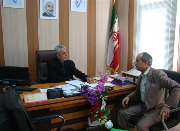 ملاقات عمومي فرماندار بشرويه با مردم برگزار شد