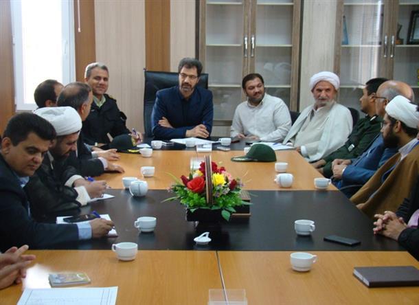 جلسه هماهنگي بزرگداشت مراسم يوم الله نهم دي برگزار گرديد