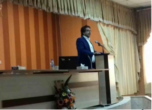 كارگاه آموزشي« نقش و اهميت سازمان هاي مردم نهاد در جامعه» برگزار گرديد