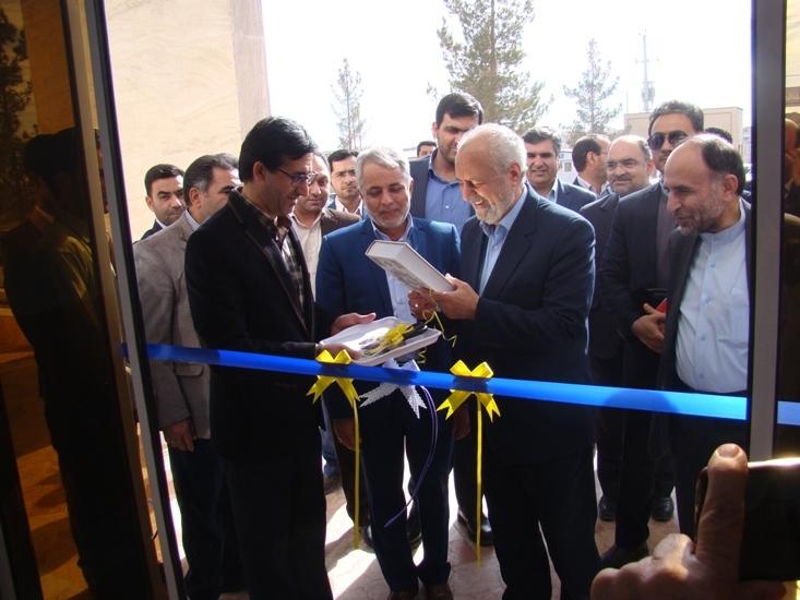 ساختمان فرمانداري شهرستان بشرويه با حضور استاندار افتتاح گرديد