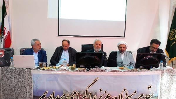 جلسه ستاد راهبردي اقتصاد مقاومتي با حضور استاندار برگزار گرديد